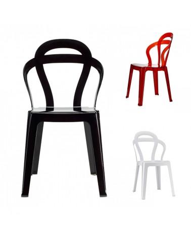 SC Titi műanyag kültéri szék