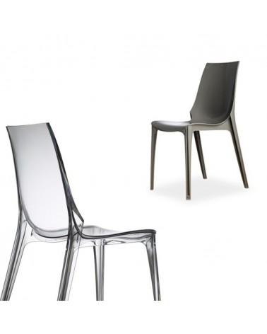 SC Vanity műanyag kültéri szék