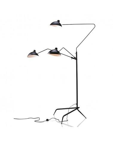 Álló lámpa KH Replika Raven álló design lámpa