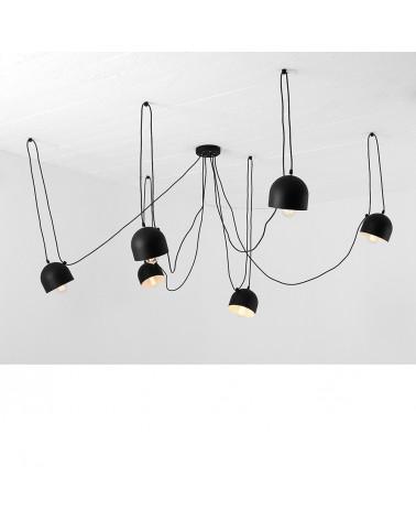 RM Popo 6 függeszték design lámpa