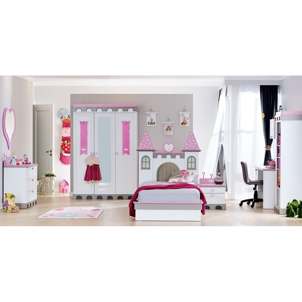 Castle gyerek szoba
