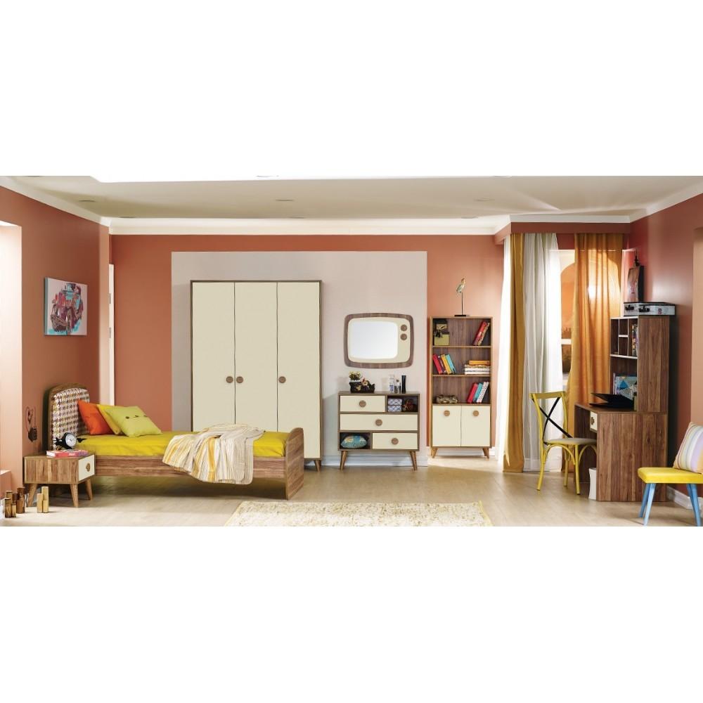 Retro gyerek szoba