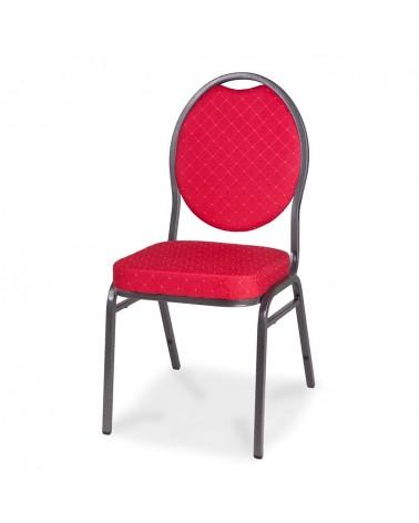 Konferencia és bankett székek MT Herman piros bankett szék