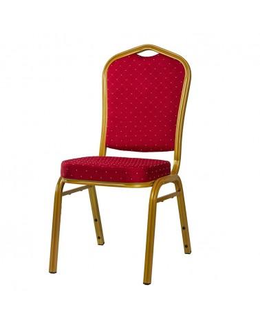 Konferencia és bankett székek MT Jazz piros bankett szék