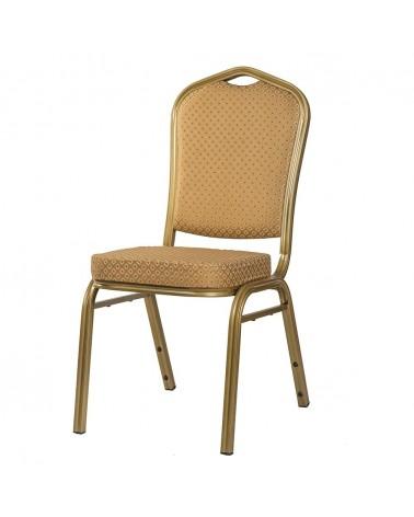 Konferencia és bankett székek MT Rock arany bankett szék
