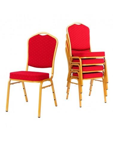 Konferencia és bankett székek MT Acélvázas, erősített minőségi bankett szék