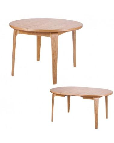 PG Argo bővíthető tölgyfa étkezőasztal