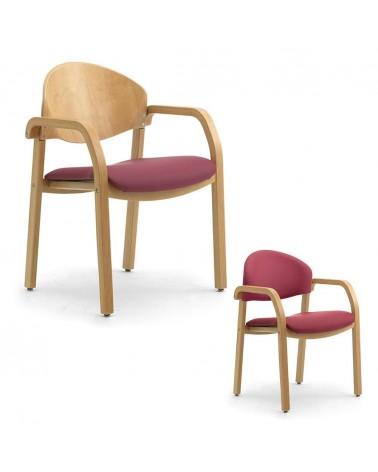 Várótermi székek FO Soleil minőségi olasz karfás várótermi szék
