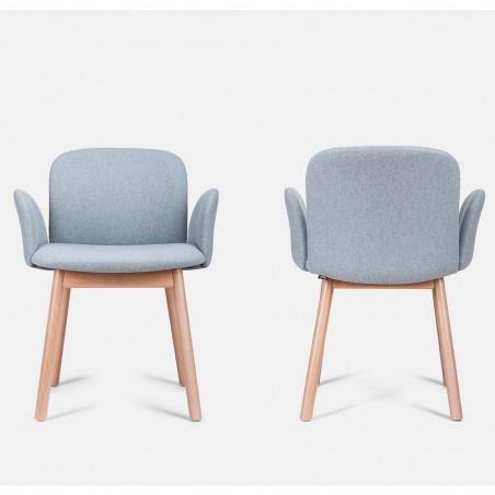 PG April I. minőségi kárpitozott szék