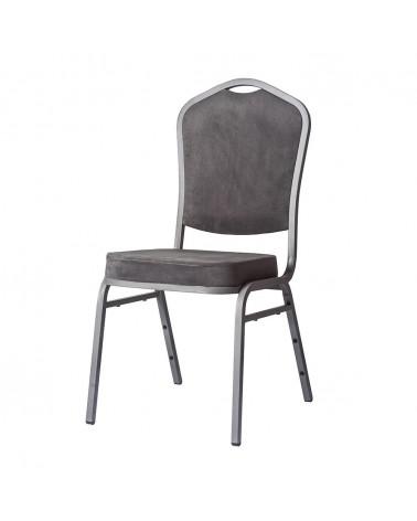 Konferencia és bankett székek MT Maestro szürke minőségi konferencia szék