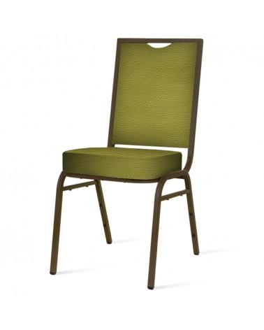 MT Nessi zöld színű minőségi konferencia szék