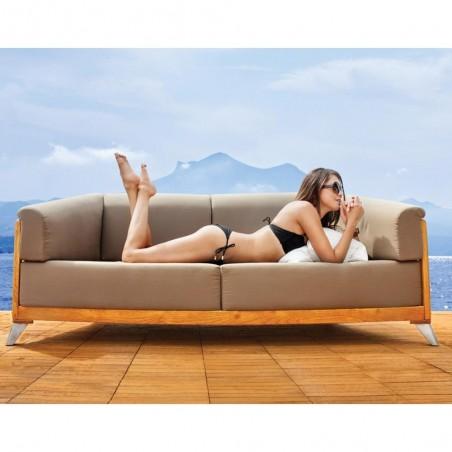 Kültéri szettek, lounge bútorok DO Verona Kanapé