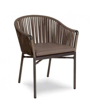 CL Karin I. kültéri antracit szék