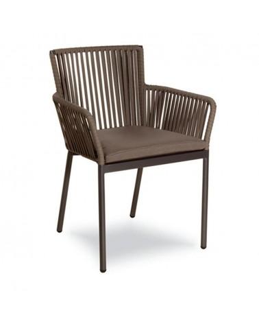 CL Megan I. kültéri antracit szék