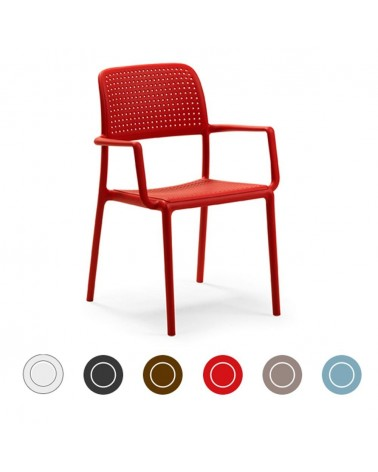 ND Bora kültéri szék választható színekben